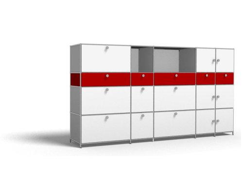 SYSTEM 4 - der Klassiker verschönert auch Ihr Büro. Der elegante ...